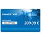 Bikester lahjakortti 200 €